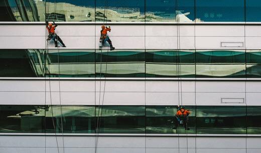 Lavage de vitres Montréal