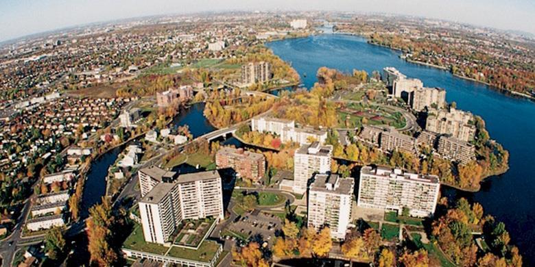 Laval : un lieu à part